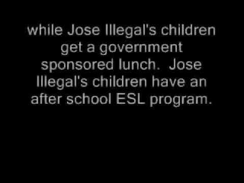 Legal Citizen vs Illegal Immigrant