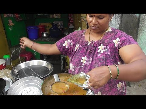 Yellamma Tiffin Center | Sambar Chutney Idly Dosa Special | Street Food Loves You
