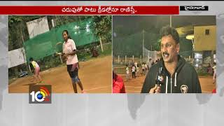 Sarojini Ground's Students Won ITL Trophy | Coach Kiren Reddy | Tennis | Sports