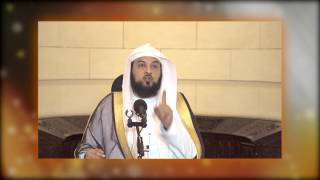 التحذير من القتل | د. محمد العريفي