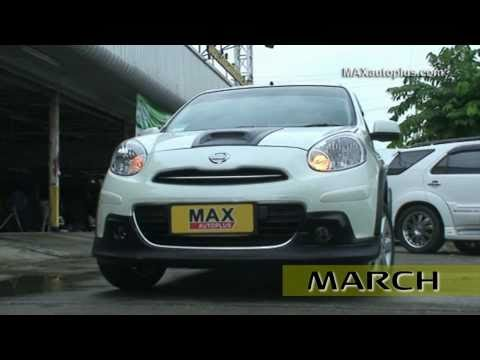 NISSAN March 2010 with Zercon Body KIt  HD