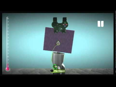 LBP2 Tutorial - How To: Walking Robot