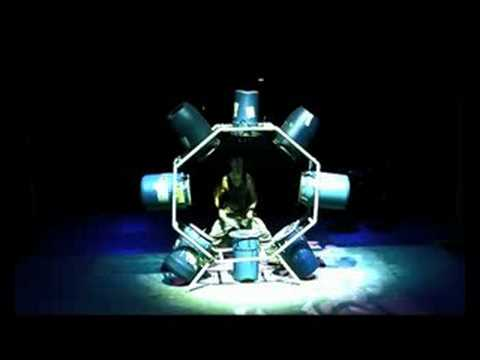 Thumbnail of video Humans Play Machine Music 3: Ben Walsh - Insane Drumming