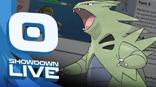 """DPP OU: THE MOVIE"" Pokemon Showdown Live! vs. osgoode! [DPP OU]"