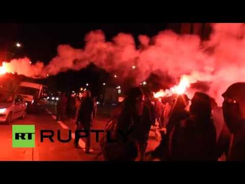 Riot & Rampage: Anti-police brutality rally turns violent in France