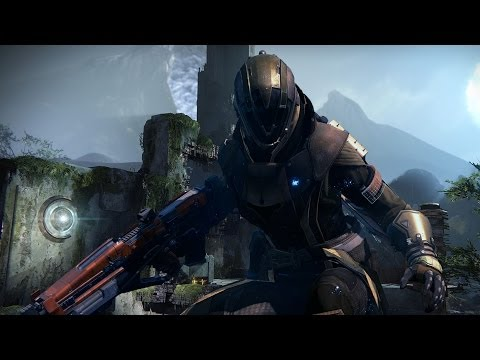 Destiny Map Tour: Venus - Shores of Time - IGN First