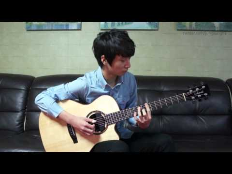 Sungha Jung - When The Love Falls