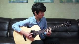 (Yiruma) When_The_Love_Falls - Sungha Jung