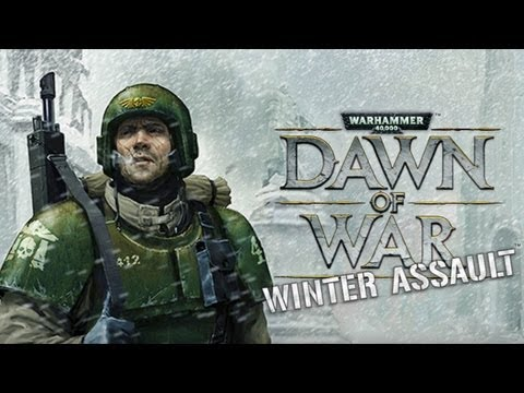 CGR Undertow - WARHAMMER 40,000: DAWN OF WAR - WINTER ASSAULT review for PC