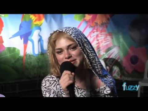 FUZZY TV: Field Day 2008 - Uffie interview
