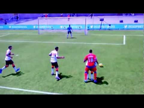 Fifa13 | Ибрагимович развлекается