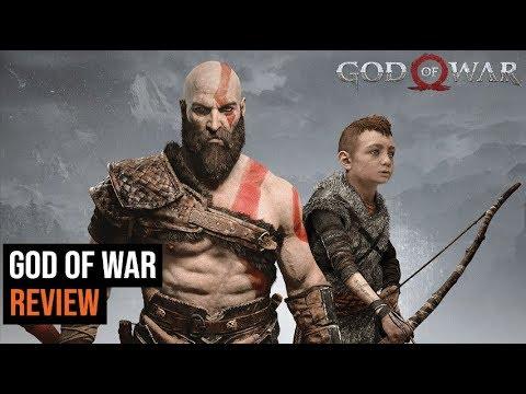 God Of War Review - Spoiler free