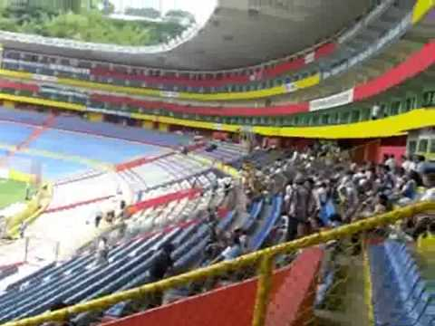 Estadio Cuscatlan Por Dentro Y Afuera Antes De La Final De Firpo Y Isidro Metapan Ma0 30 2009 video