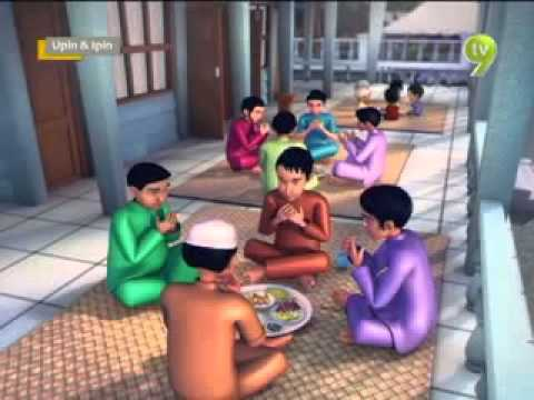 Upin & Ipin  Rindu Opah  Bahagian 2