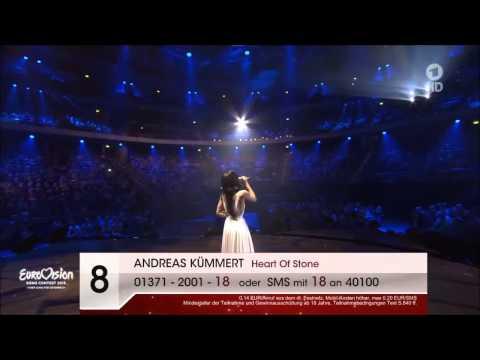 Conchita Wurst   ESC Vorausscheidung Deutschland You are unstoppable
