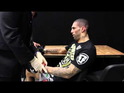 Dana White UFC 157 vlog day 1