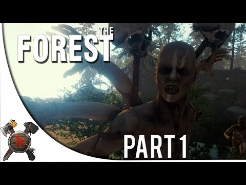 "The Forest Multiplayer - Part 1: ""The First Night"""