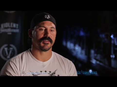 Ice Guardians Extras: George Parros on Scott Parker