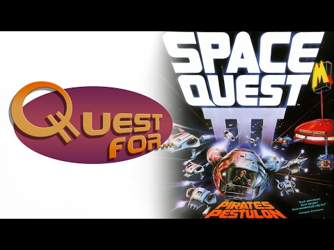 Quest for... - [ОБЗОР] Space Quest 3: The Pirates of Pestulon
