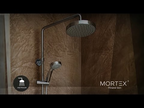 MORTEX | Polished concrete overlay | Mineral Skin | Movie