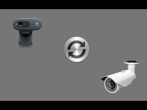 Как сделать камеру видеонаблюдения с помощью веб-камеры 902
