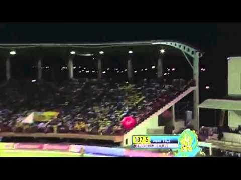 Darren Sammy's giant 6 in CPL 2013