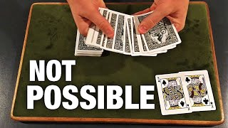 This MIND BLOWING No Setup Card Trick is INSANE!