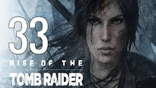RISE OF THE TOMB RAIDER FR PS4 PARTIE 33