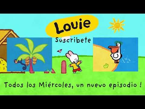 Dibujos animados para niños - Louie dibujame un tractor HD