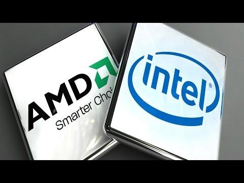 Intel vs AMD  # FX8320 vs i5 4690K - wydajność w grach