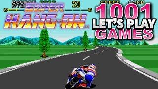 Super Hang-On (Arcade & Sega Genesis/Mega Drive) - Let's Play 1001 Games - Episode 311