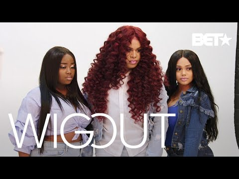 Can Cliff Keep Carrying His Friends Across The Finish Line? Ep. 2 | Wig Out