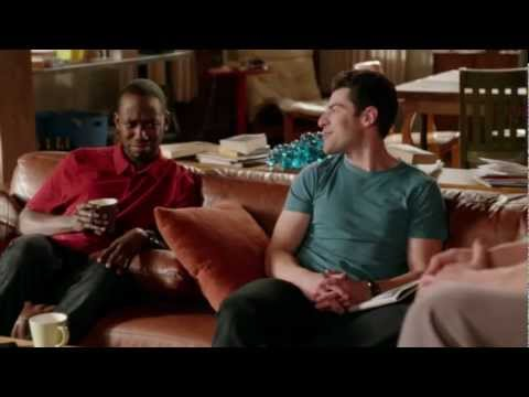 NEW GIRL - Funny Scenes