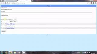 How to Create Account at wapka.mobi