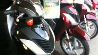 4 Honda SH150i