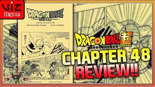 DRAGON BALL SUPER CHAPTER 48 REVIEW! | Moro's Wish