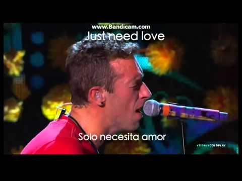 Coldplay Up&Up Letra/Lyrics