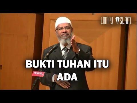 Dr. Zakir Naik Membuktikan Tuhan Itu Ada Kepada Orang Ateis