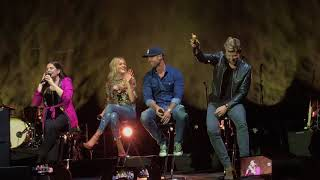 Download Lagu Lady antebellum Kelsea Ballerini brett young shania twain you're still the one dublin ireland 2017 Gratis STAFABAND