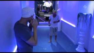 Big Brother 2011 - Simon och Martin leker Star Wars