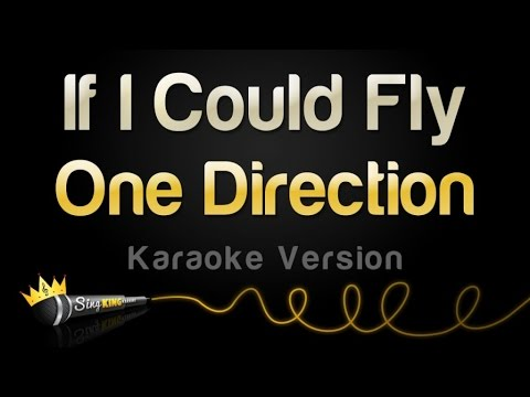 One Direction - If I Could Fly (Karaoke Version)