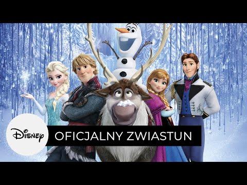Kraina lodu - polski zwiastun #1