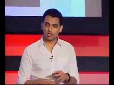 I am inspired from Indian mithology and not from Science fiction says Pranav Mistry.avi