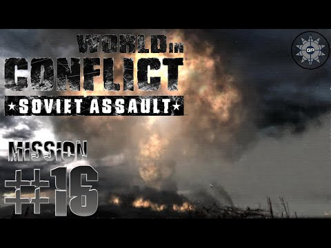 Aftermath - World in Conflict: Soviet Assault - Mission #16 (Walkthrough)(Max Settings)