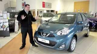 Review of the Nissan Micra (2014)