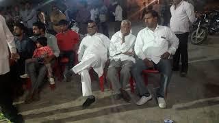 जहांगीरपुर रामलीला मंचन में खरदूषण वध Riport vinay sharma ptrkar jahangirpur ramleela