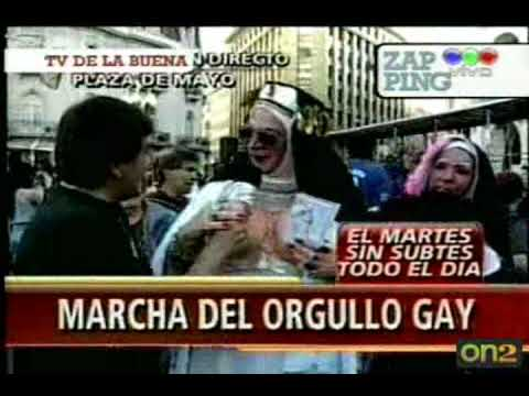 Orgullo gay nashville 2009