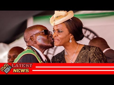 DIPLOMATIC IMMUNITY WILL SAVE ROBERT MUGABE'S WIFE FROM PROSECUTION