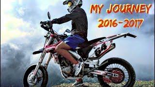 My Journey 2016/2017 (Vlog #45)