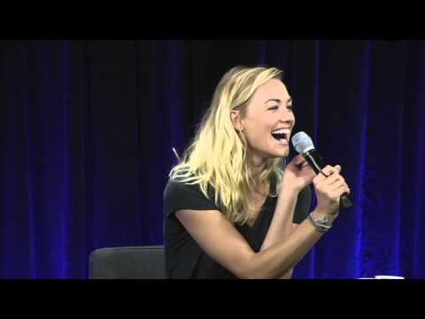Nerd HQ 2015: A Conversation With Yvonne Strahovski